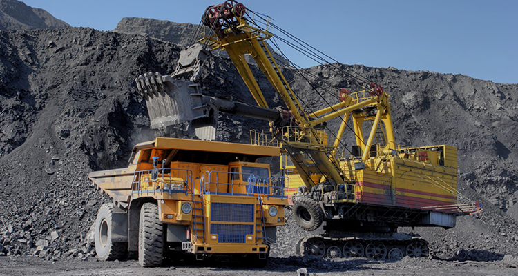 Mining product materials from METSOURCE - Fenton, MO