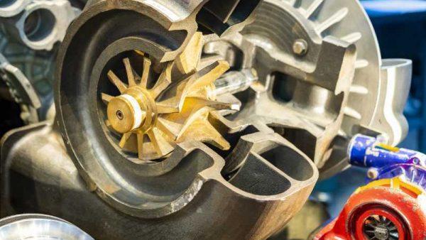bigstock-Close-Up-Impeller-Gold-Color-O-284283301